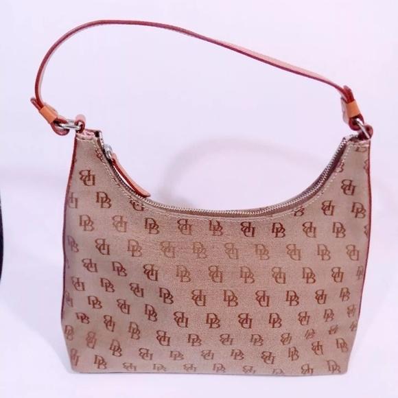 Dooney & Bourke Handbags - NWOT Dooney & Bourke Brown Signature Canvas
